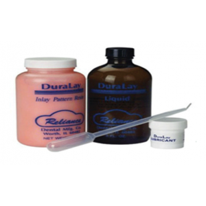 3-D Dental Acrylics - Resin & Pattern Materials